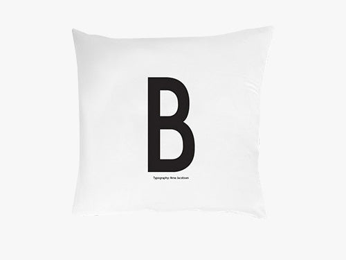 B - PERSONAL PILLOW AJ fra Design Letters