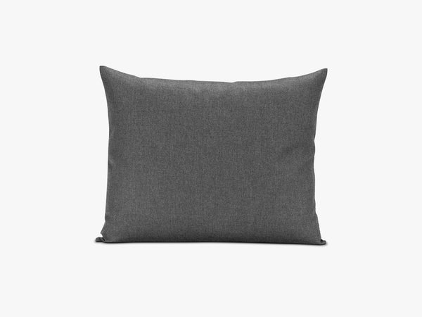 Barriere Pillow 50x40, Charcoal fra SKAGERAK