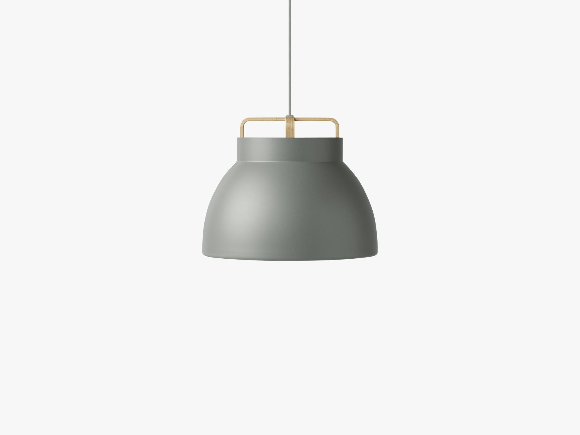 Voyage Pendant M3, Ø46 Dusty Green/Oak fra MILLION