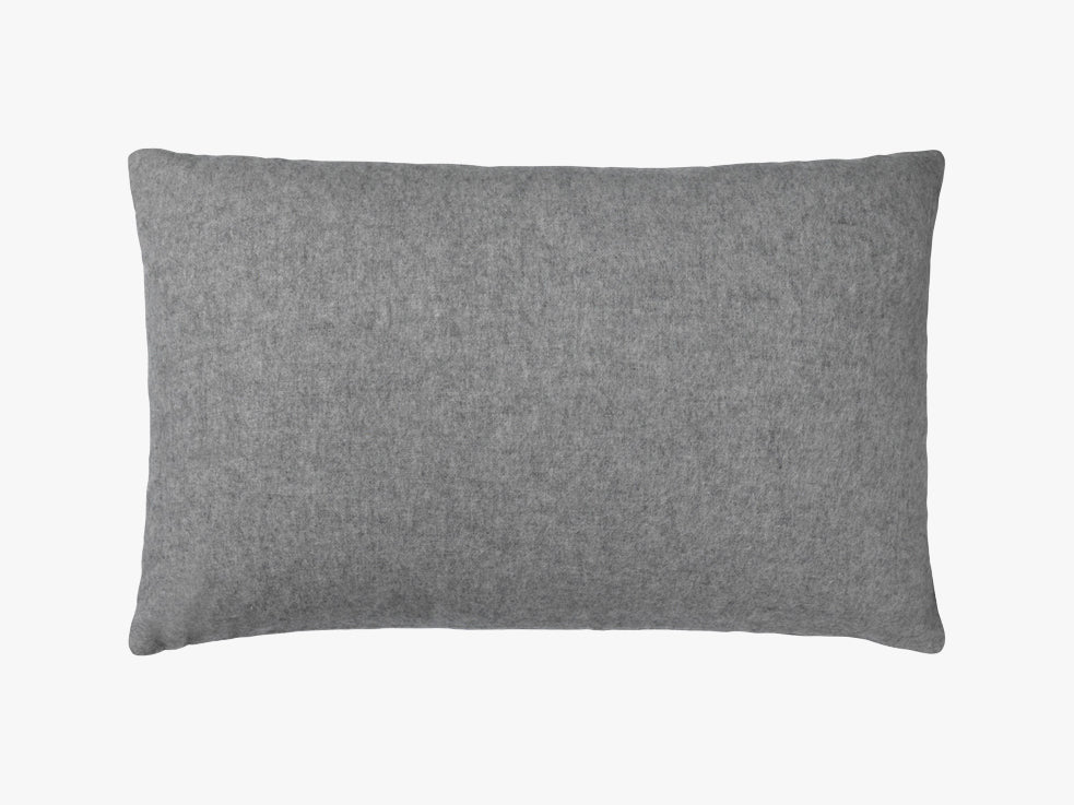 Classic cushion, light grey, 40x60cm fra Elvang