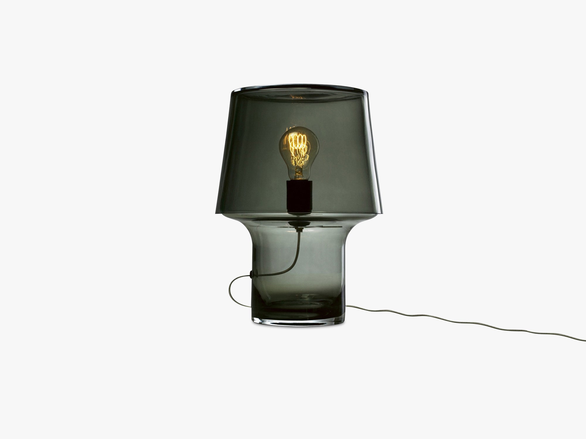 Cosy In Grey Table Lamp, Grey fra Muuto