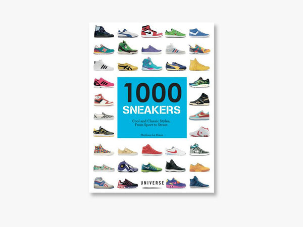 1000 Sneakers fra NEW MAGS