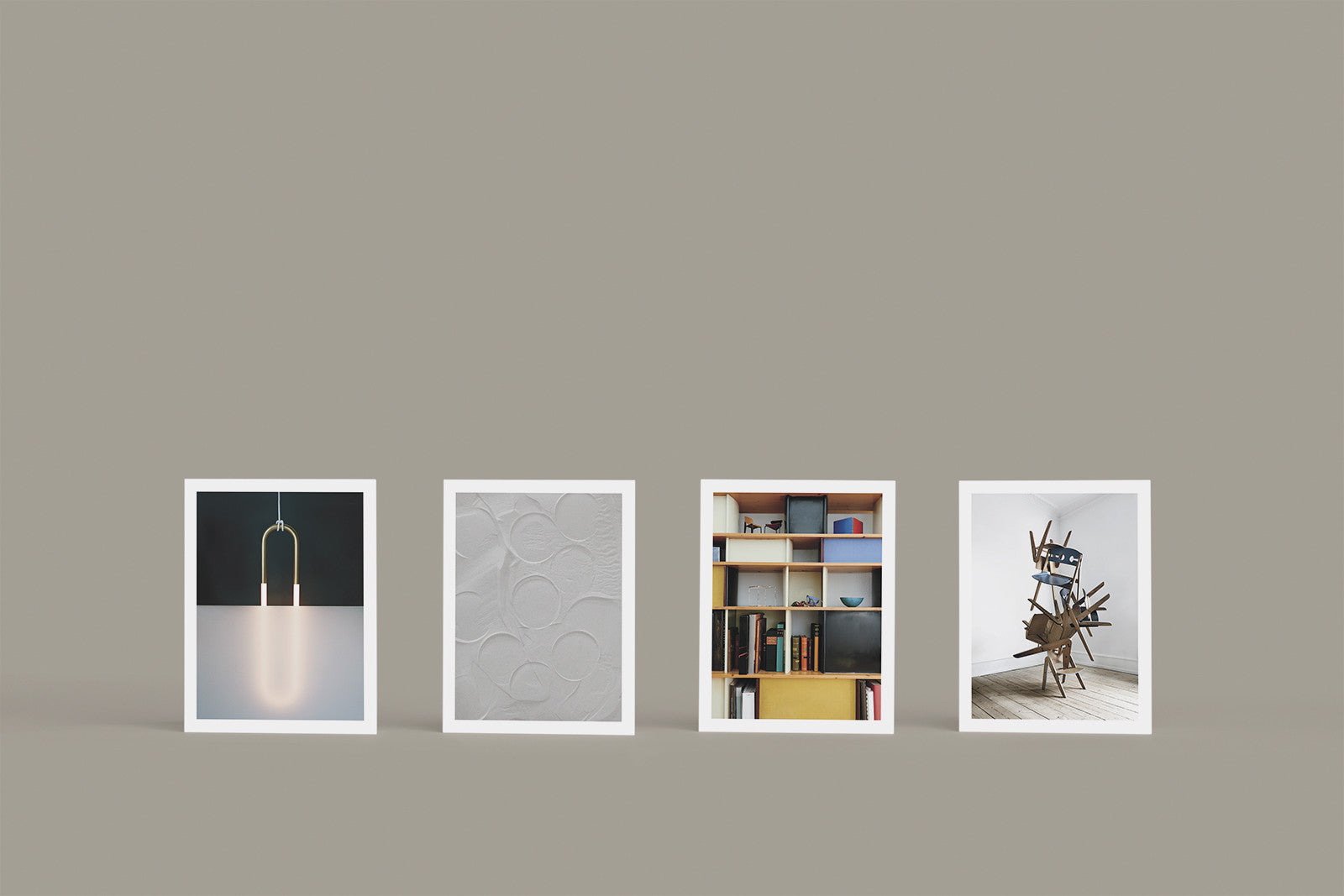 Notecard Collection – The Balance Edition fra Kinfolk