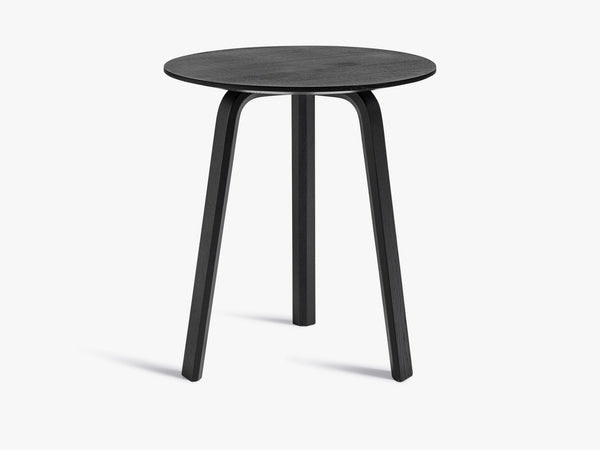 Bella Coffee Table - Ø45 x H49, Sort fra HAY