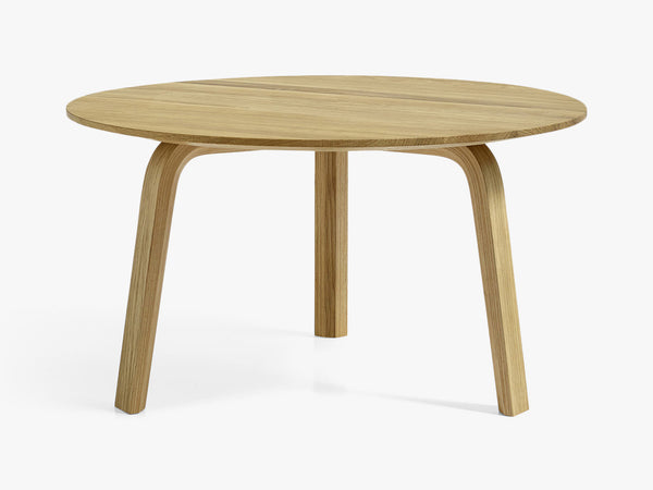 Bella Coffee Table - Ø60 x H32, Oak Oil fra HAY