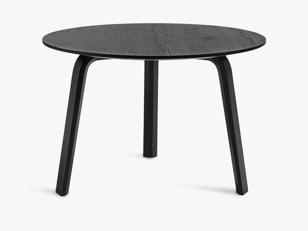 Bella Coffee Table - Ø60 x H39, Sort fra HAY