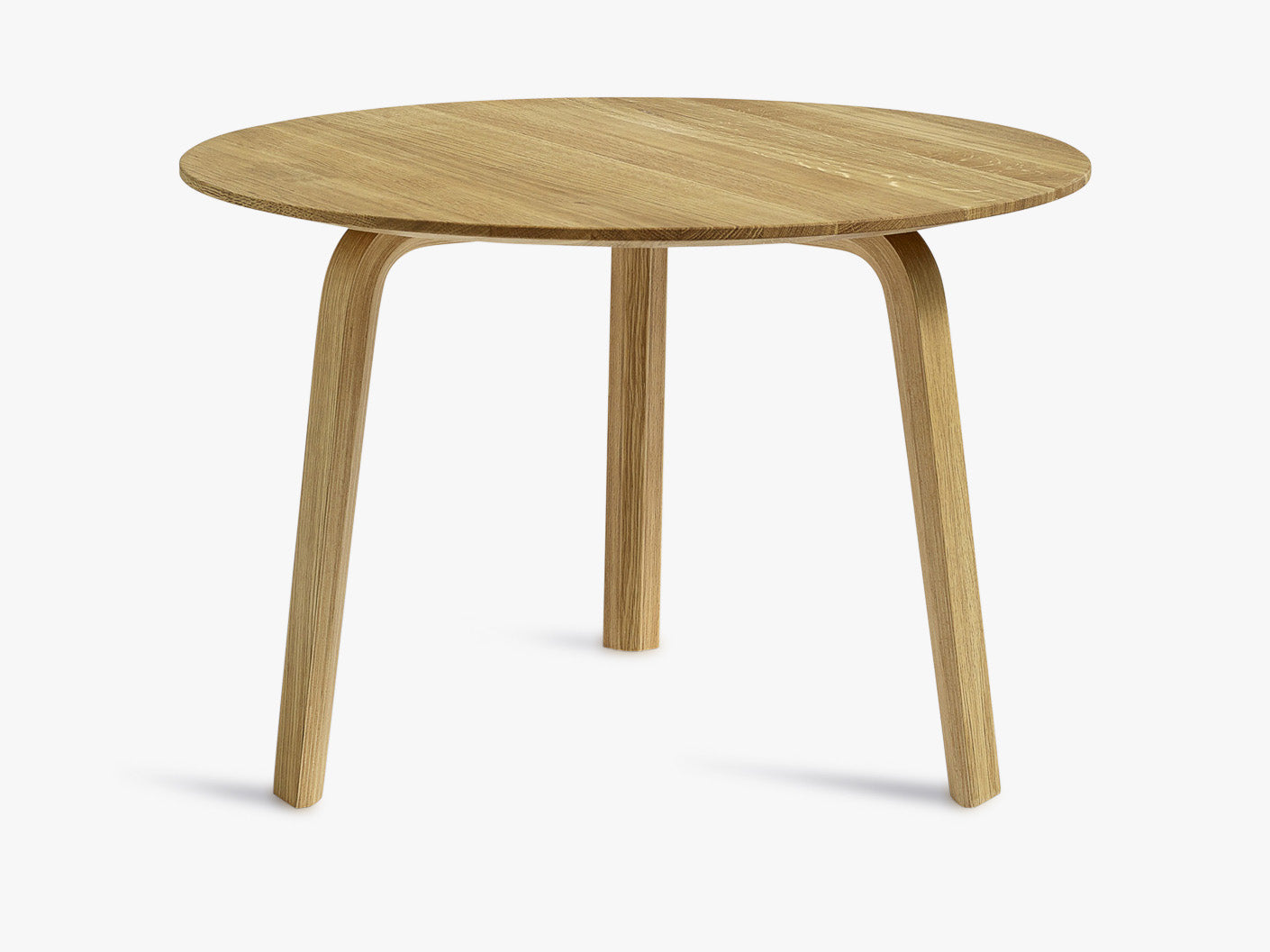 Bella Coffee Table - Ø60 x H39, Oak Oil fra HAY