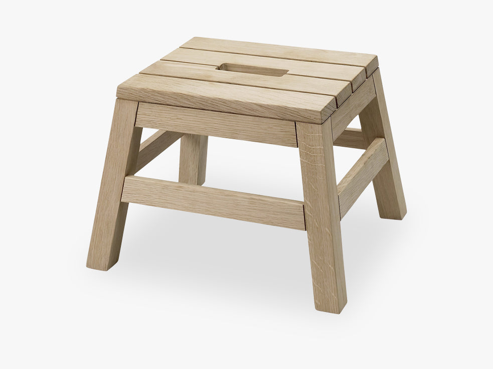 Dania Stool, Oak, FSC Mix fra SKAGERAK
