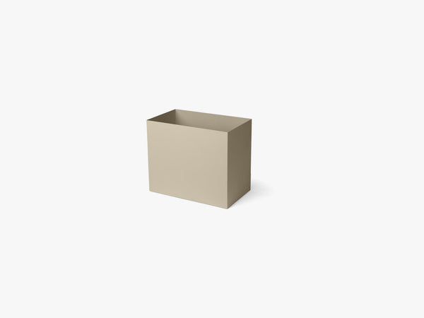 Plant Box Pot Large - Cashmere fra Ferm Living