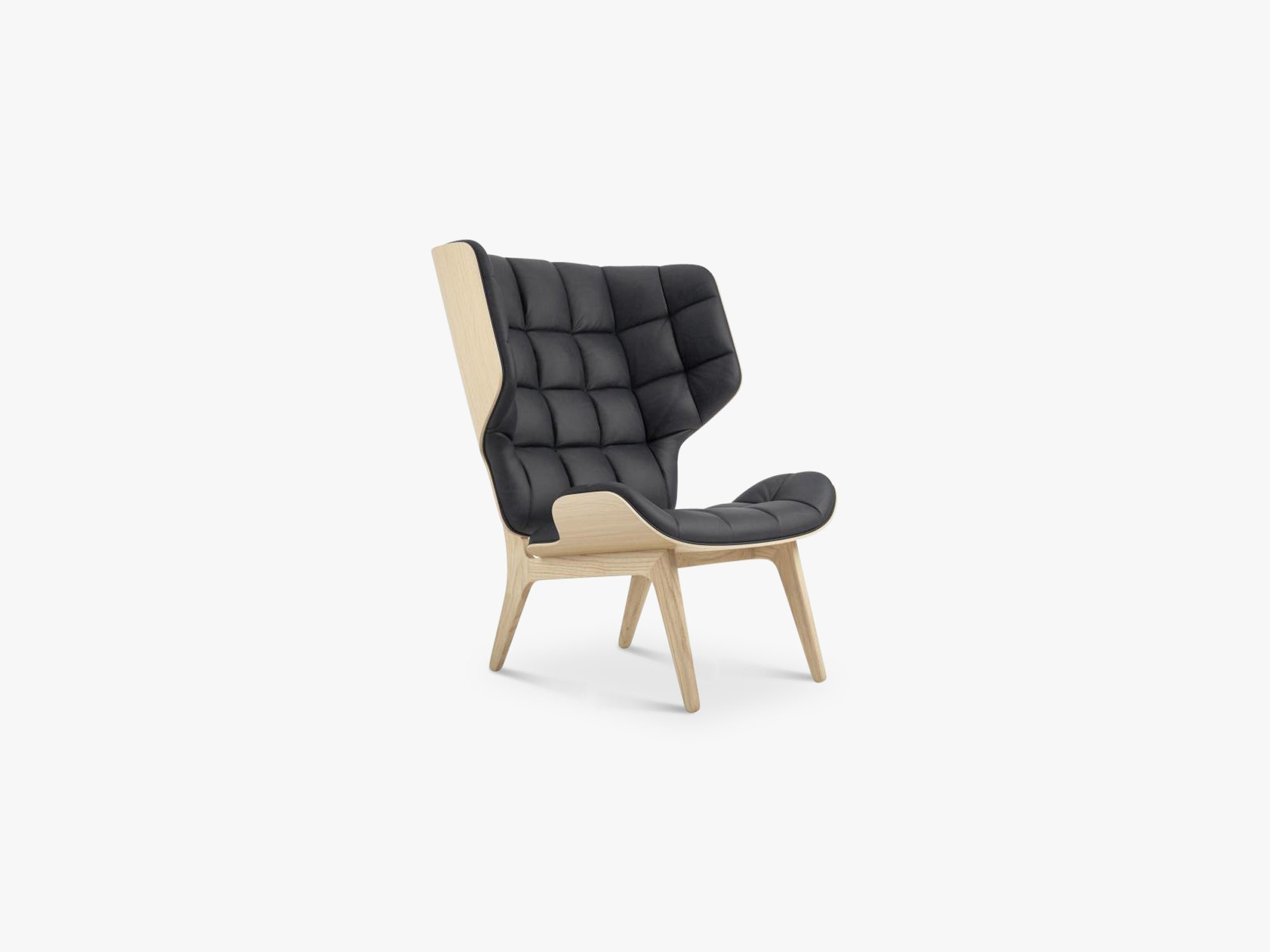 Mammoth Chair, Naturel/Anthracite fra NORR11
