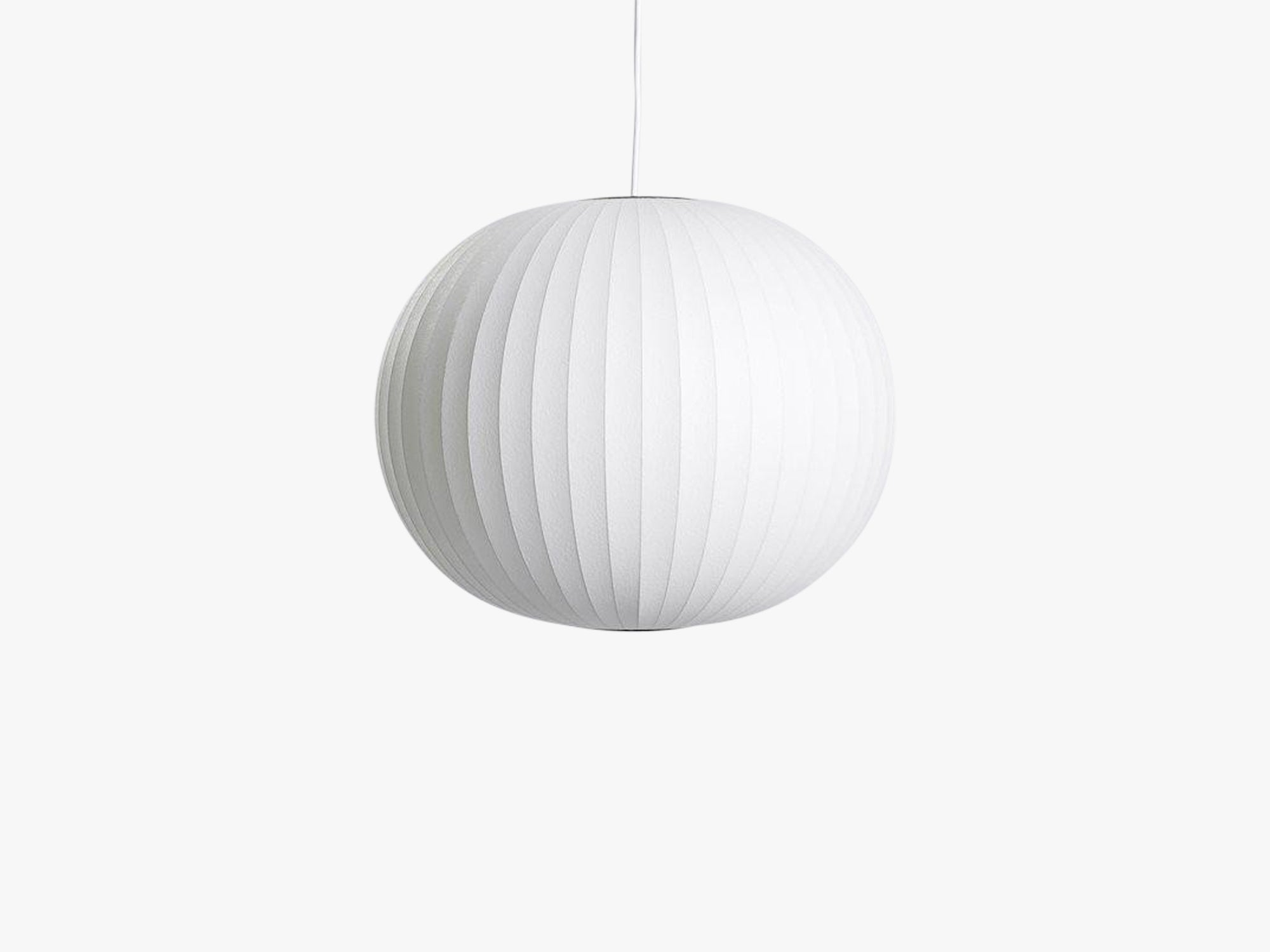 George Nelson - Ball Bubble Lamp, Medium fra HAY