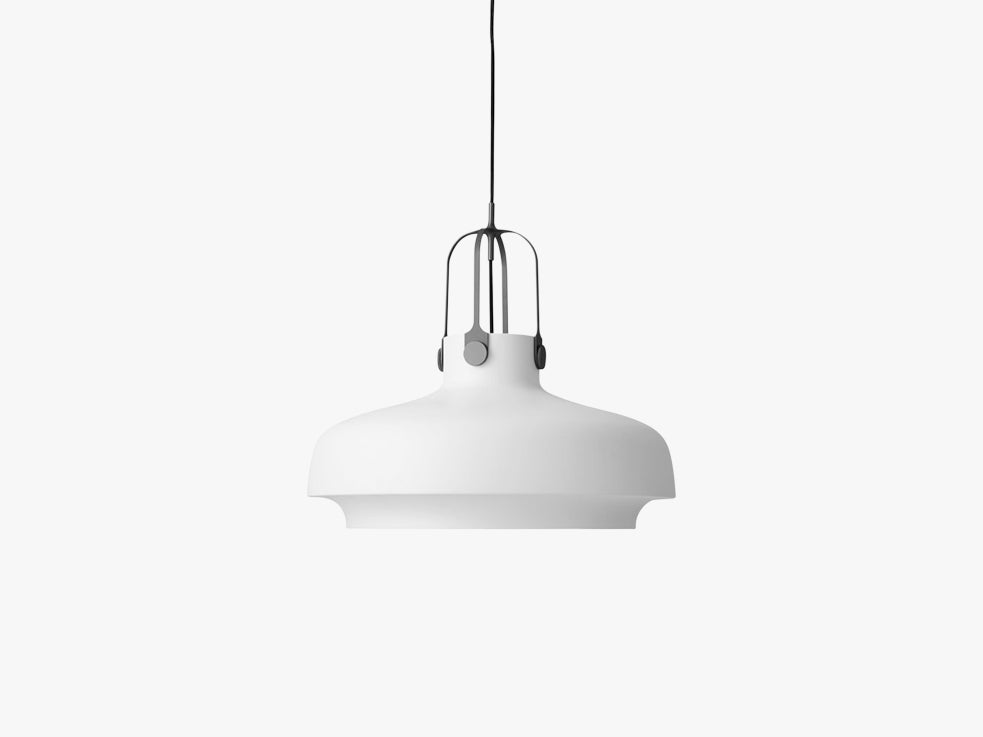 Copenhagen Pendant - SC8, Matt White fra &tradition