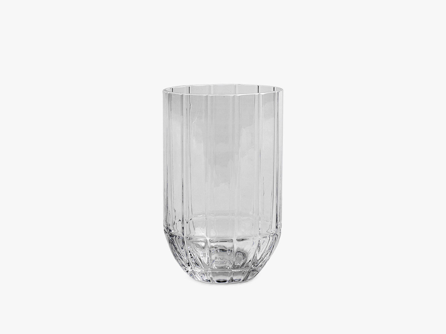 Colour Vase M - Transparent fra HAY