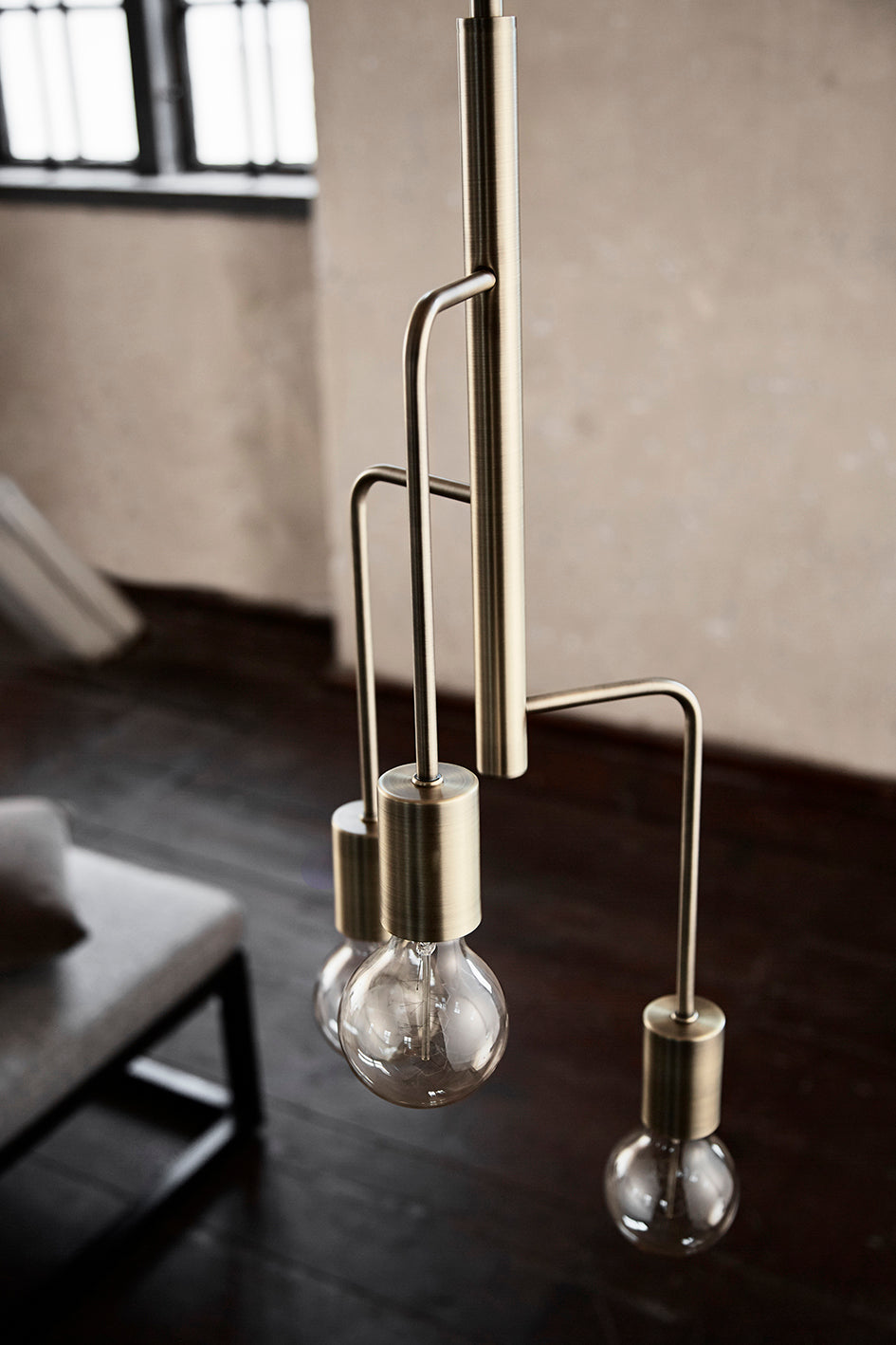 Cool Matt, Antique Brass fra Frandsen