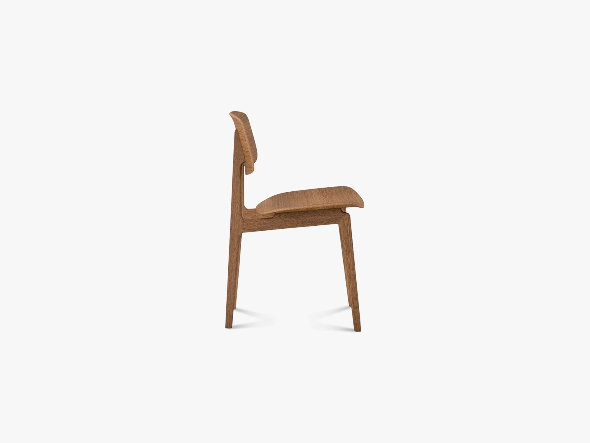 NY11 Chair, Smoked Oak fra NORR11