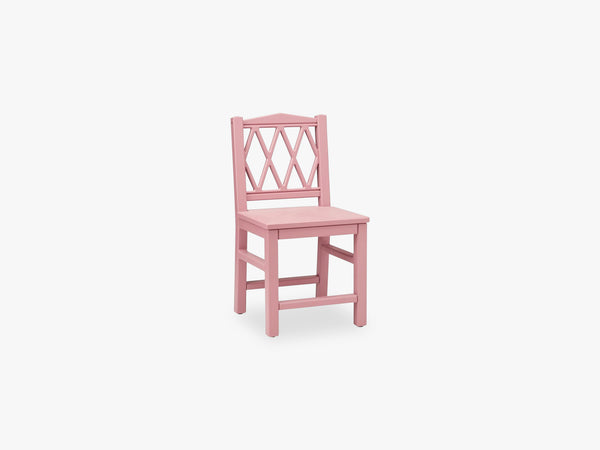 Harlequin Kids Chair, Berry fra Cam Cam Copenhagen