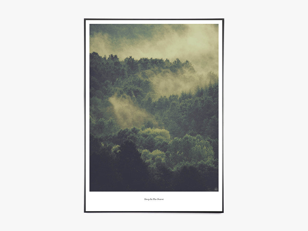 Deep In The Forest - Beautiful World Plakat fra Beautiful World