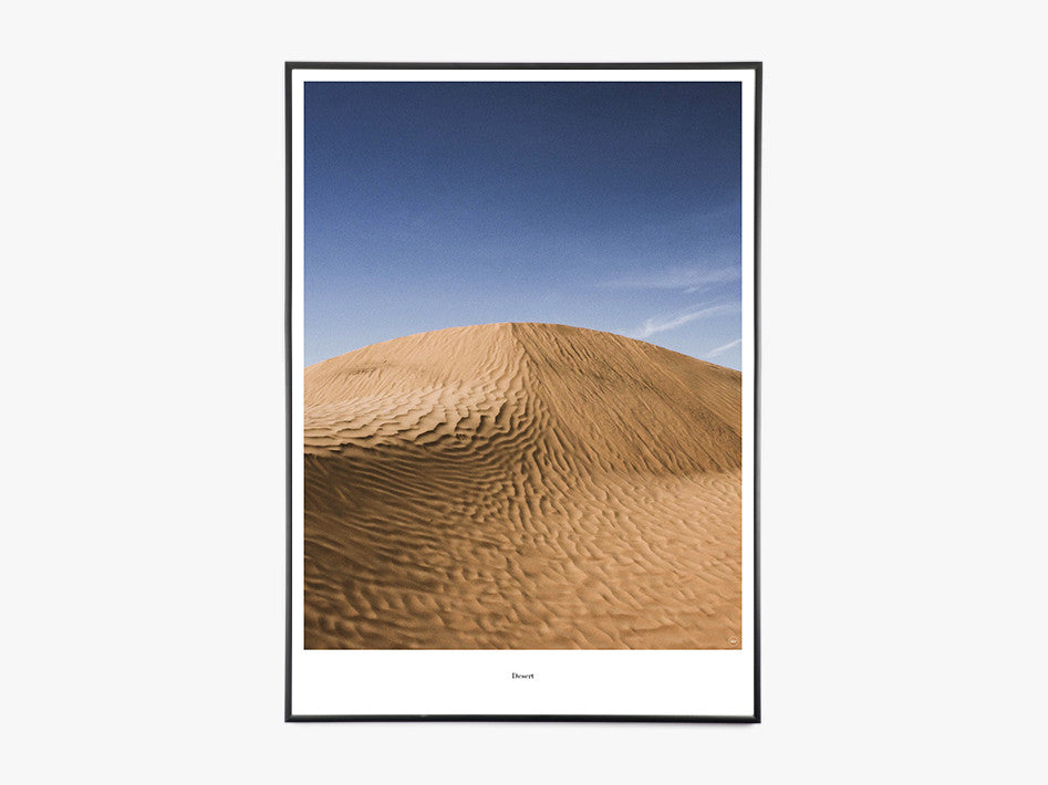 Desert - Beautiful World Plakat fra Beautiful World