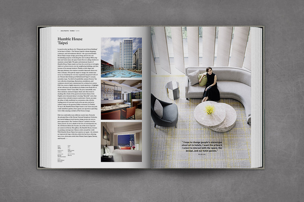 The Design Hotels Book 2018 fra New Mags