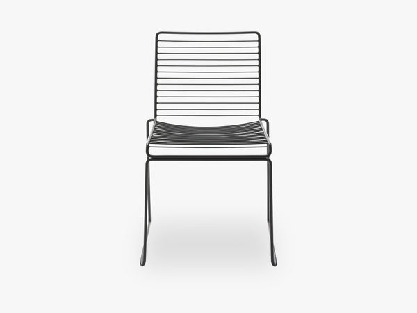 HEE Dining Chair, Black fra HAY