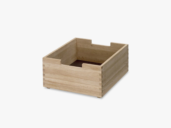 Cutter Box Small, Oak fra SKAGERAK