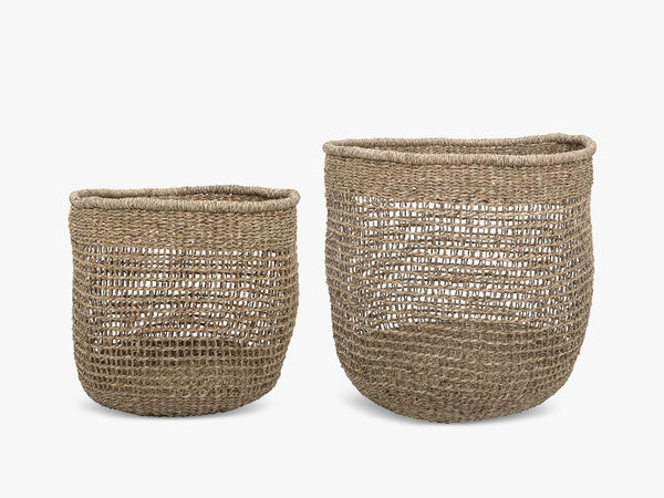 Baskets, Nature, Seagrass fra Bloomingville