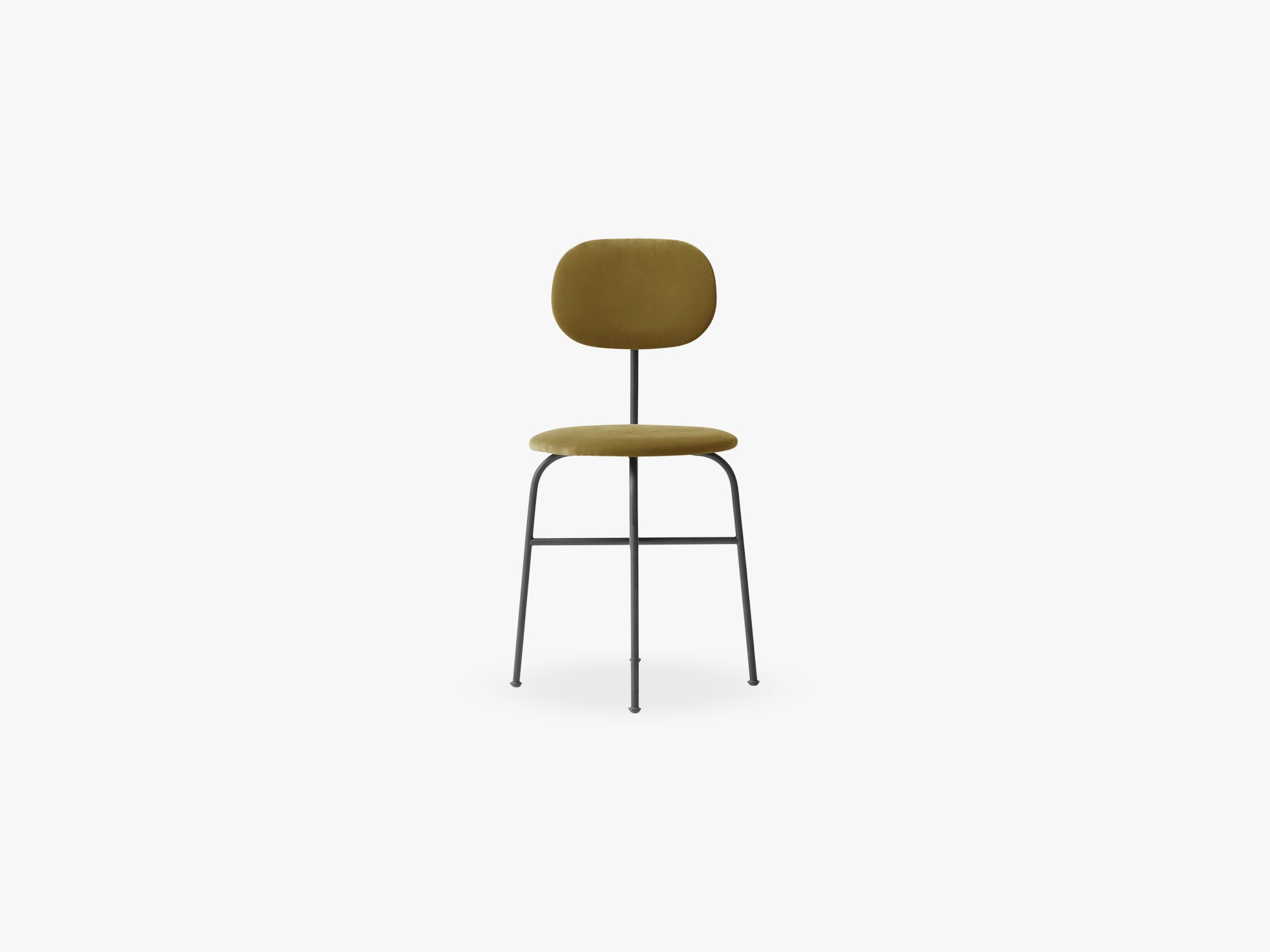 Afteroom Dining Chair Plus, Black/City Velvet CA 7832/060 fra Menu