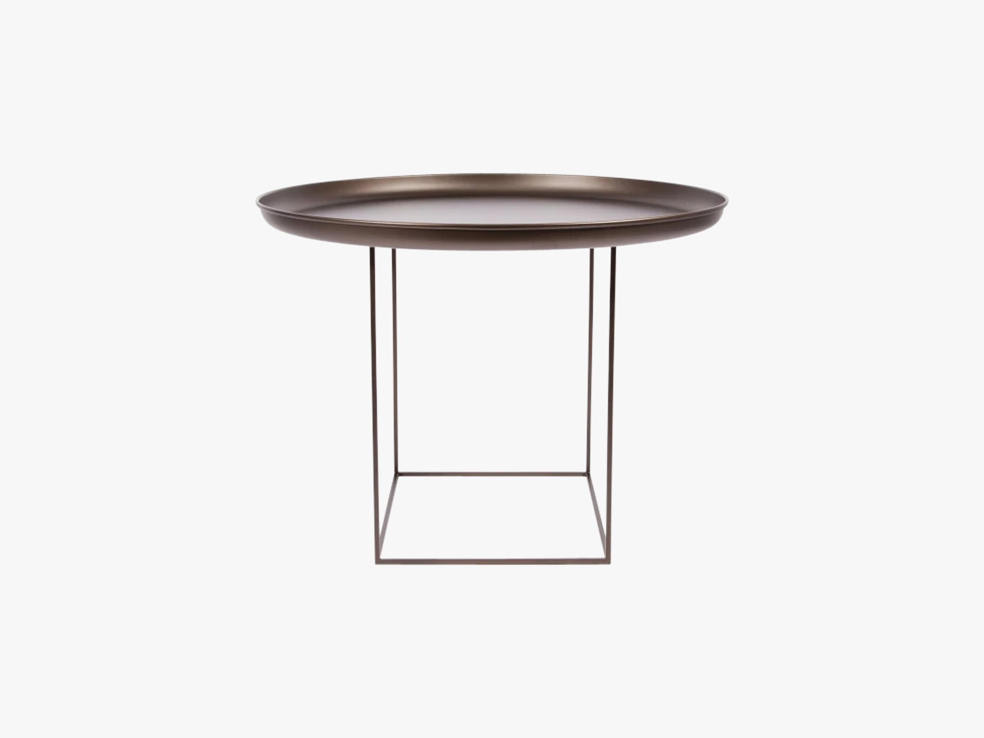 Duke Coffee Table, Medium - Bronze fra NORR11