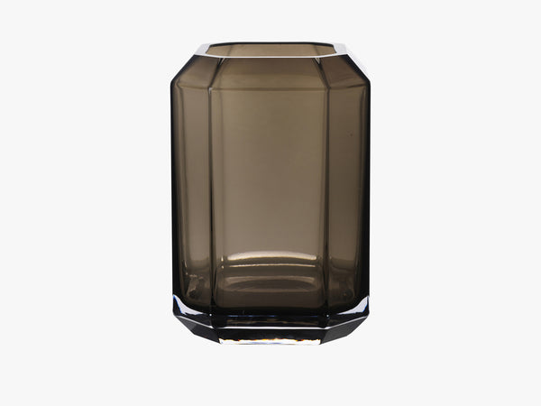 Jewel Vase - Stor, Smoke fra Louise Roe