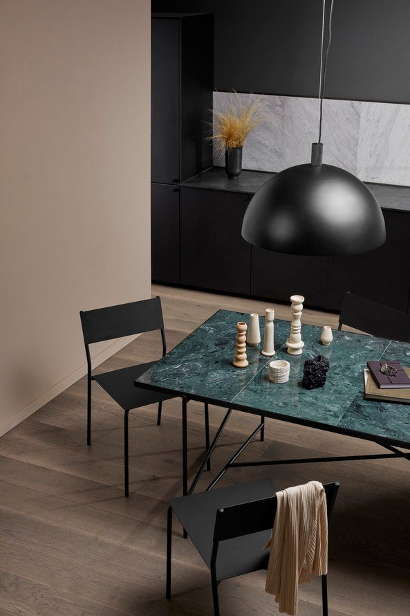 Dining Table, B185, Green fra Handvärk