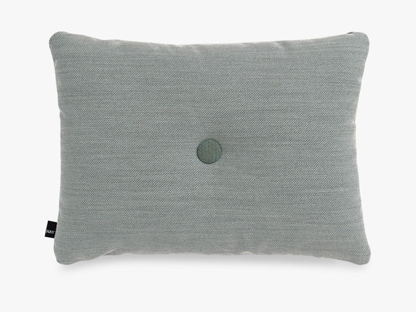 Dot Cushion Steelcut 1 dot, Mint fra HAY