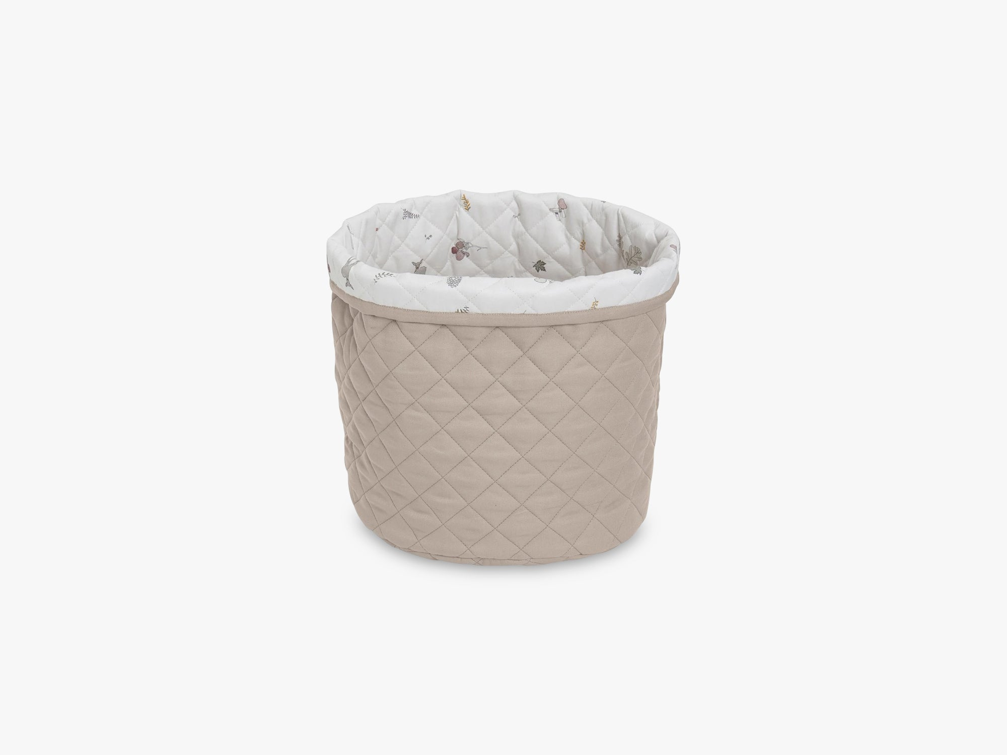 Quilted Storage Basket Medium, Hazel fra Cam Cam Copenhagen