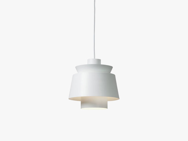 Utzon Pendant - JU1, White fra &tradition