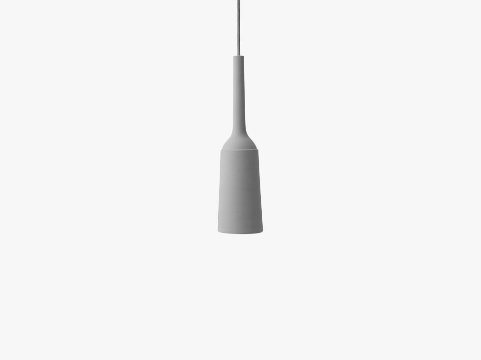 Douwes Lamp, Light Grey fra Menu