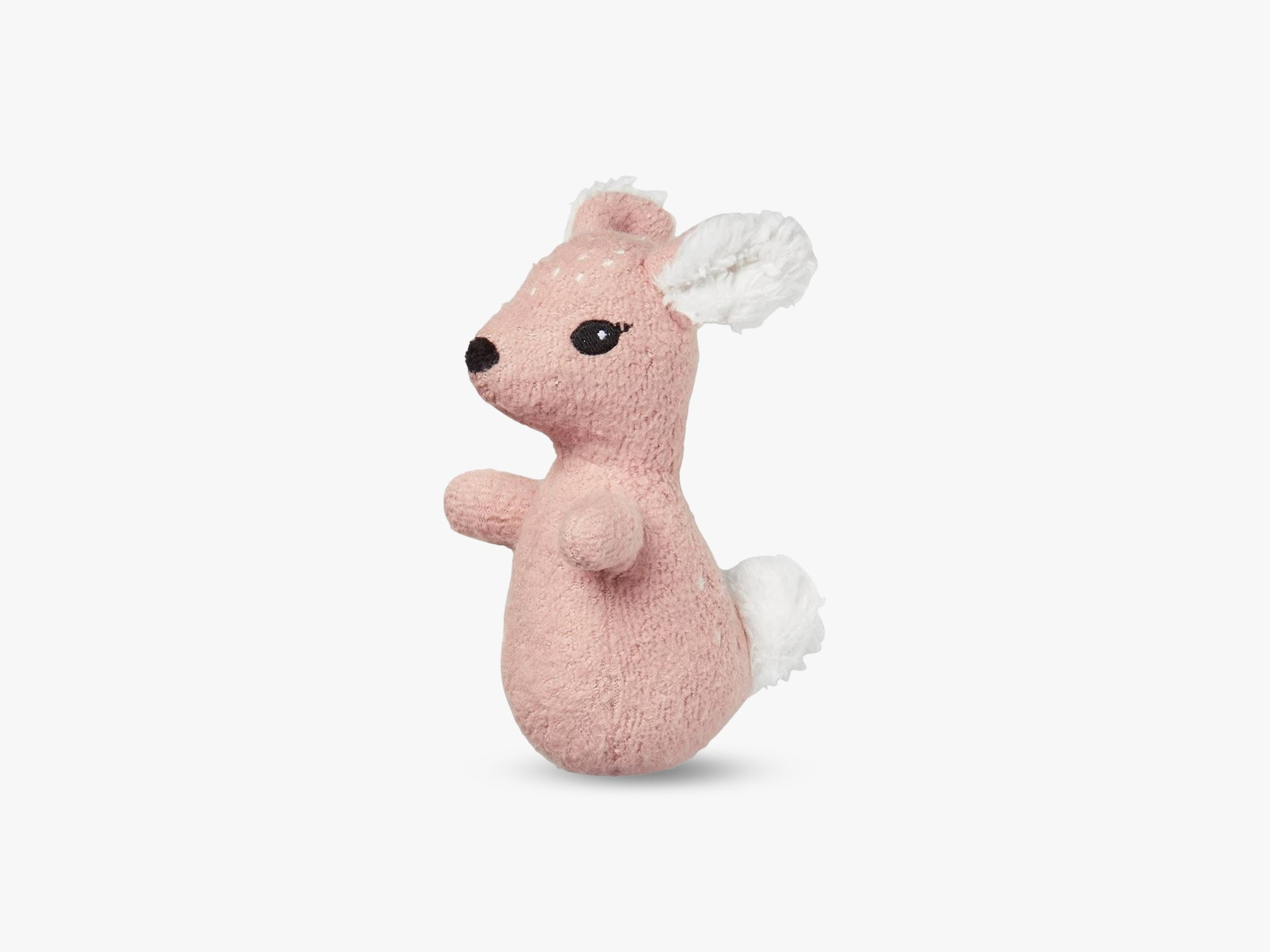 Soft Animal Rattle, Fawn fra Cam Cam Copenhagen
