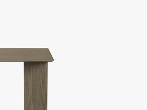 Mingle Table Top 160 cm, Black Stained Veneer fra Ferm Living