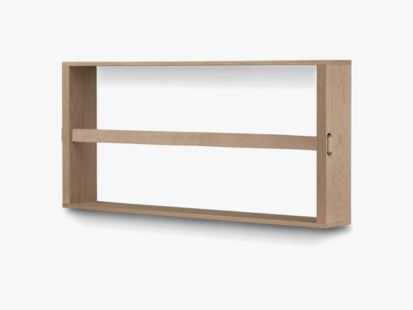 Norr Magazine Holder, Oak, FSC 100% fra SKAGERAK