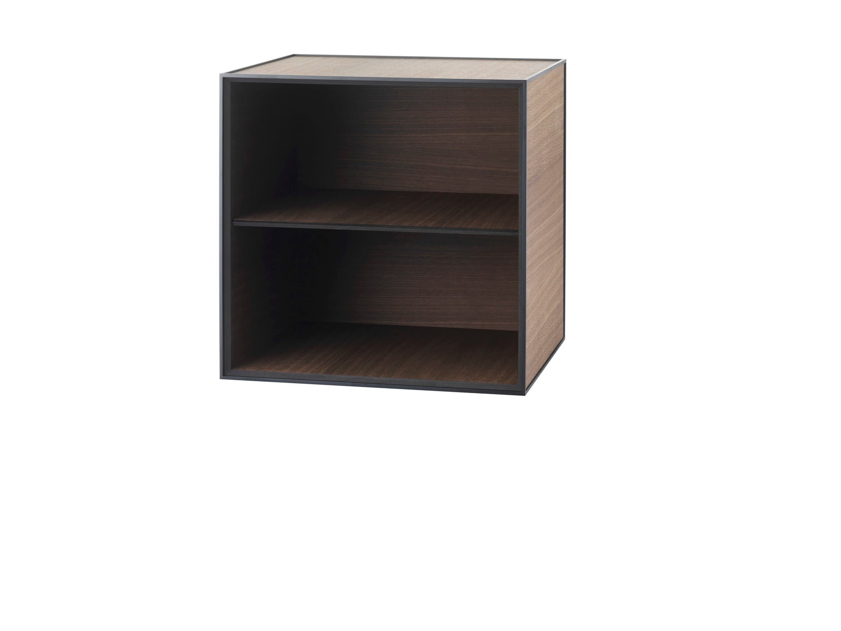 Frame 49 INCL door and shelf, 42x49x49, smoked oak fra By Lassen