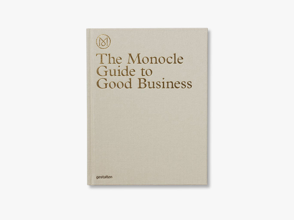 The Monocle Guide to Good Business fra MONOCLE