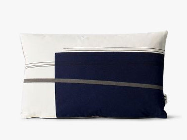Colour Block Cushion - S - #2 fra Ferm Living