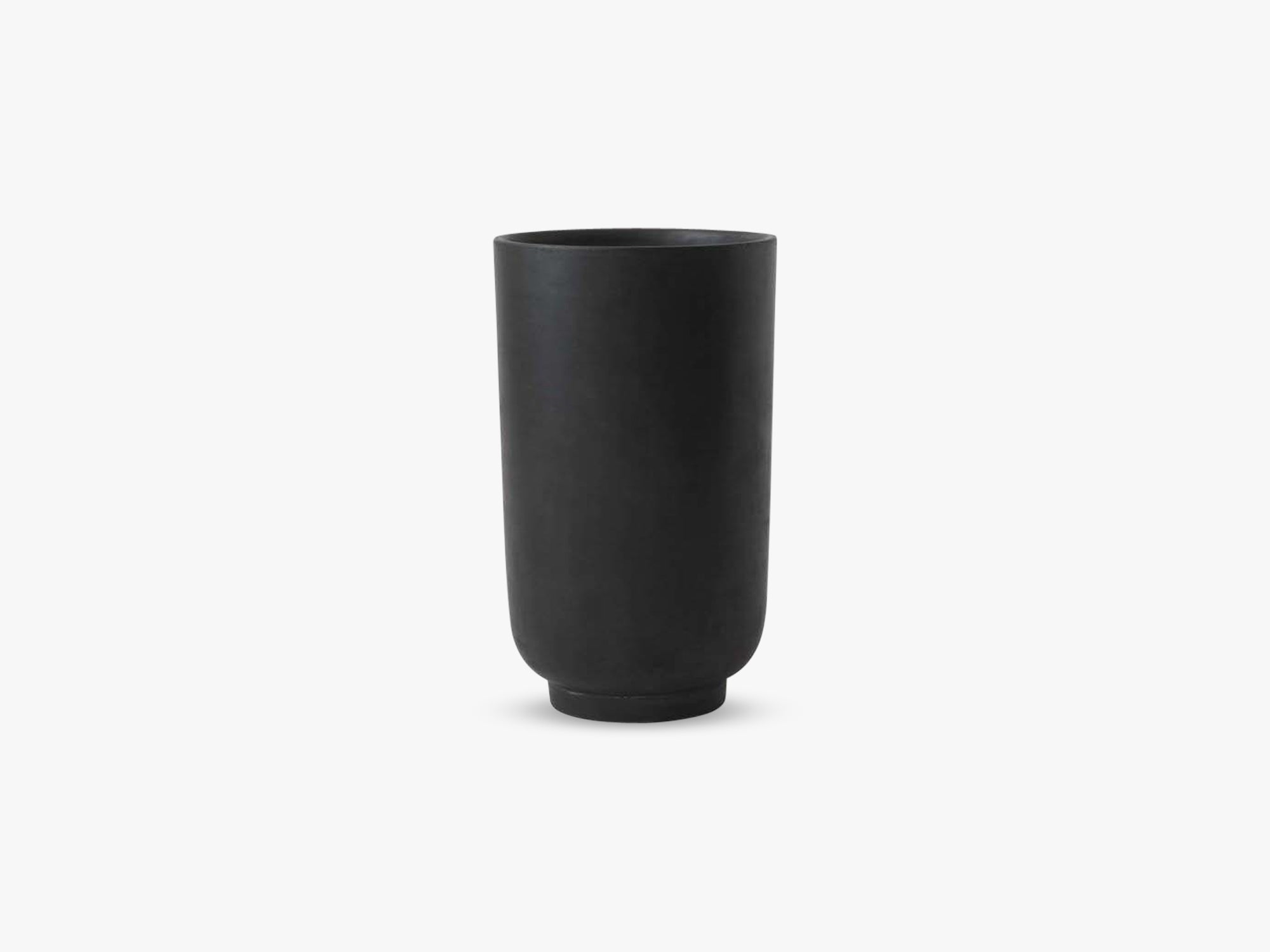 Collect Planter SC45 Tall, Shadow Grey fra &tradition