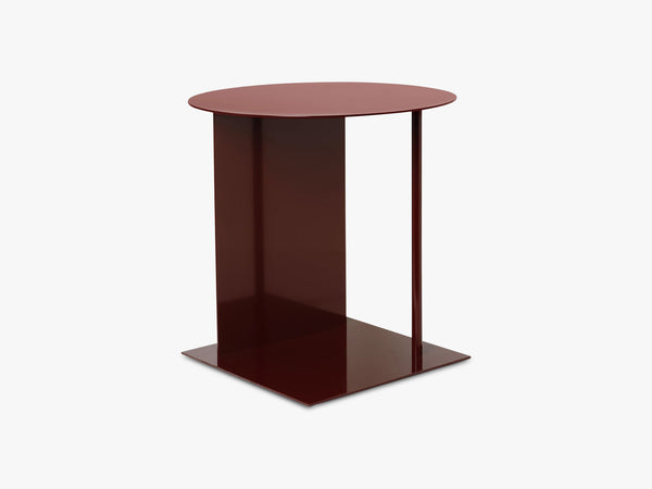 Place Side Table, Red Brown fra Ferm Living