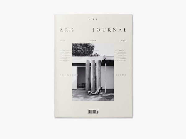 Ark Journal, Vol. 1 fra New Mags