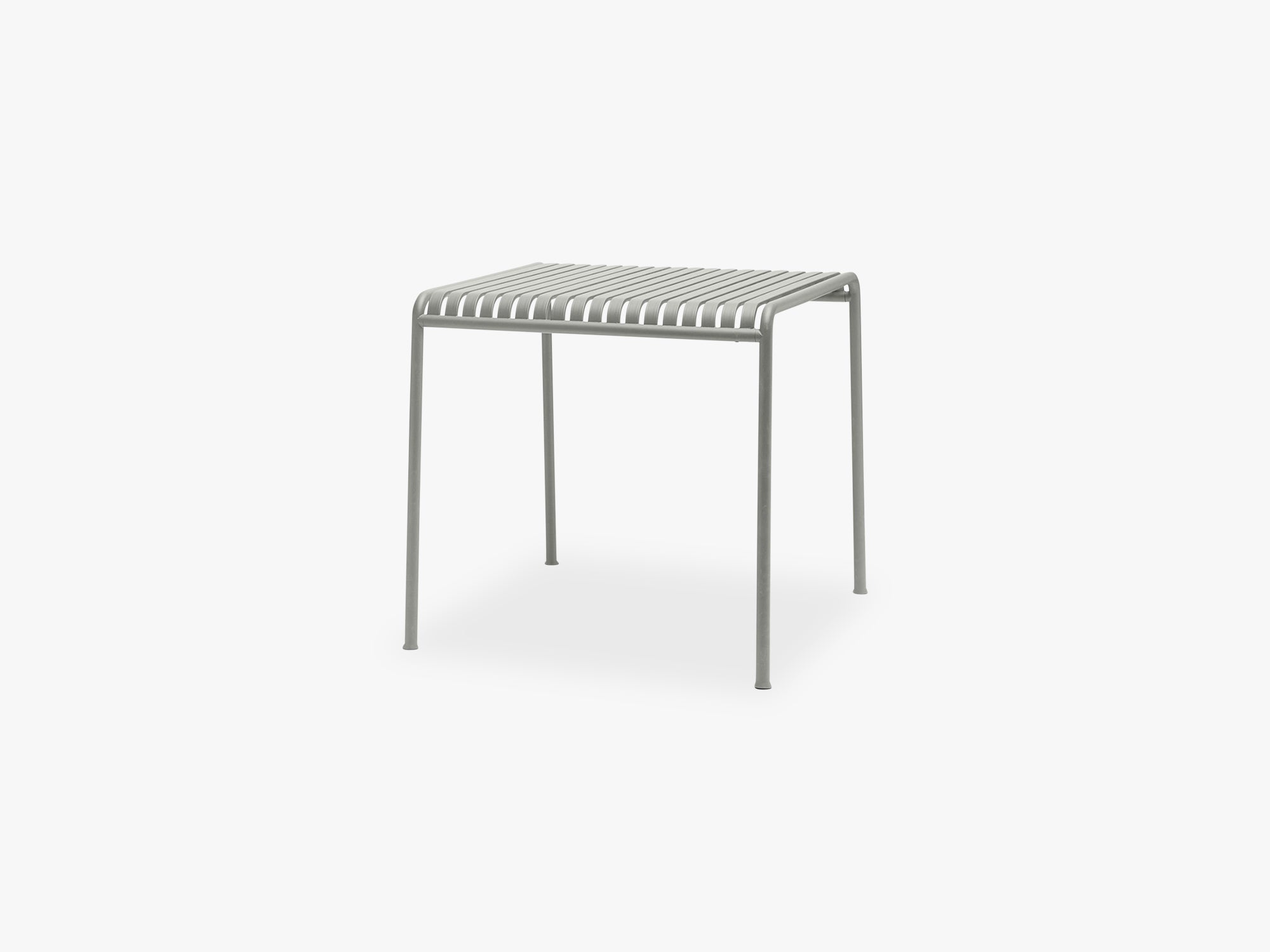 Palissade Table - Small, Sky Grey fra HAY