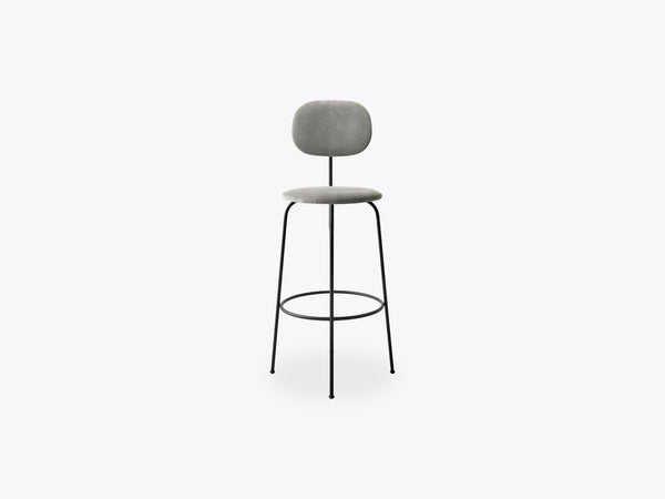 Afteroom Bar Chair Plus, Black/Hallingdal 65,130 fra Menu