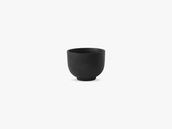 Collect Planter SC43 Small, Shadow Grey fra &tradition