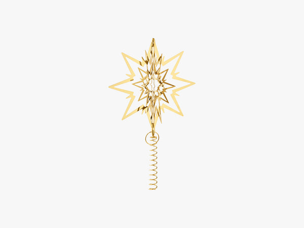 Top Star, Gold - Large fra Georg Jensen