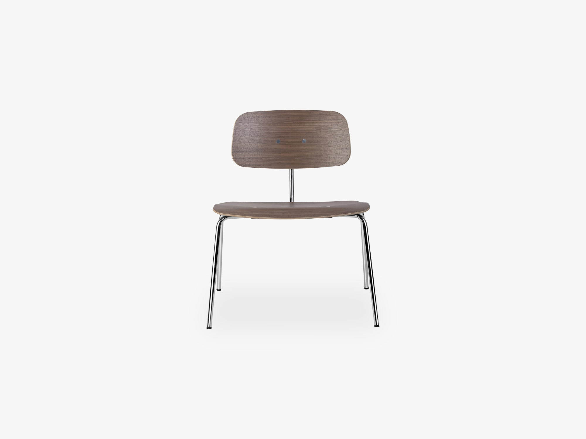 KEVI 2063 - Walnut, Chrome
