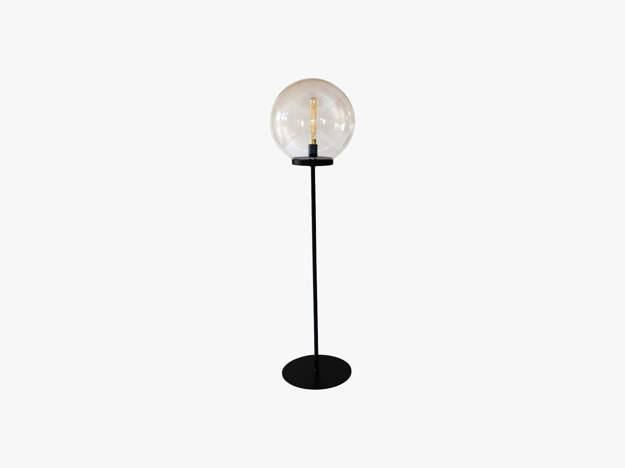 Ball Floor Lamp, Clear fra Specktrum
