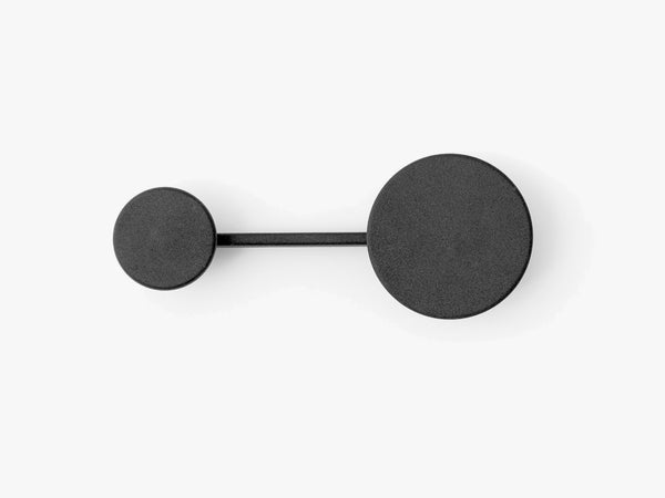 Afteroom Coat Hanger Small, Sort fra Menu